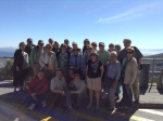 our group on Table Mountain