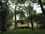 our hotel at Victoria Falls
